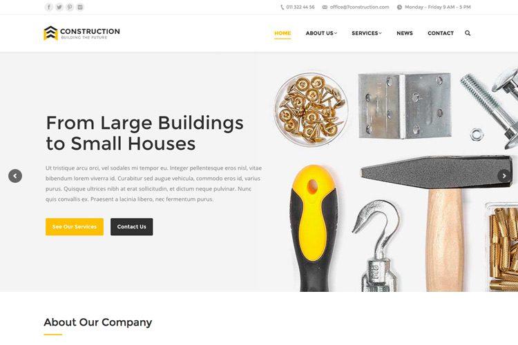 外贸建设企业网站